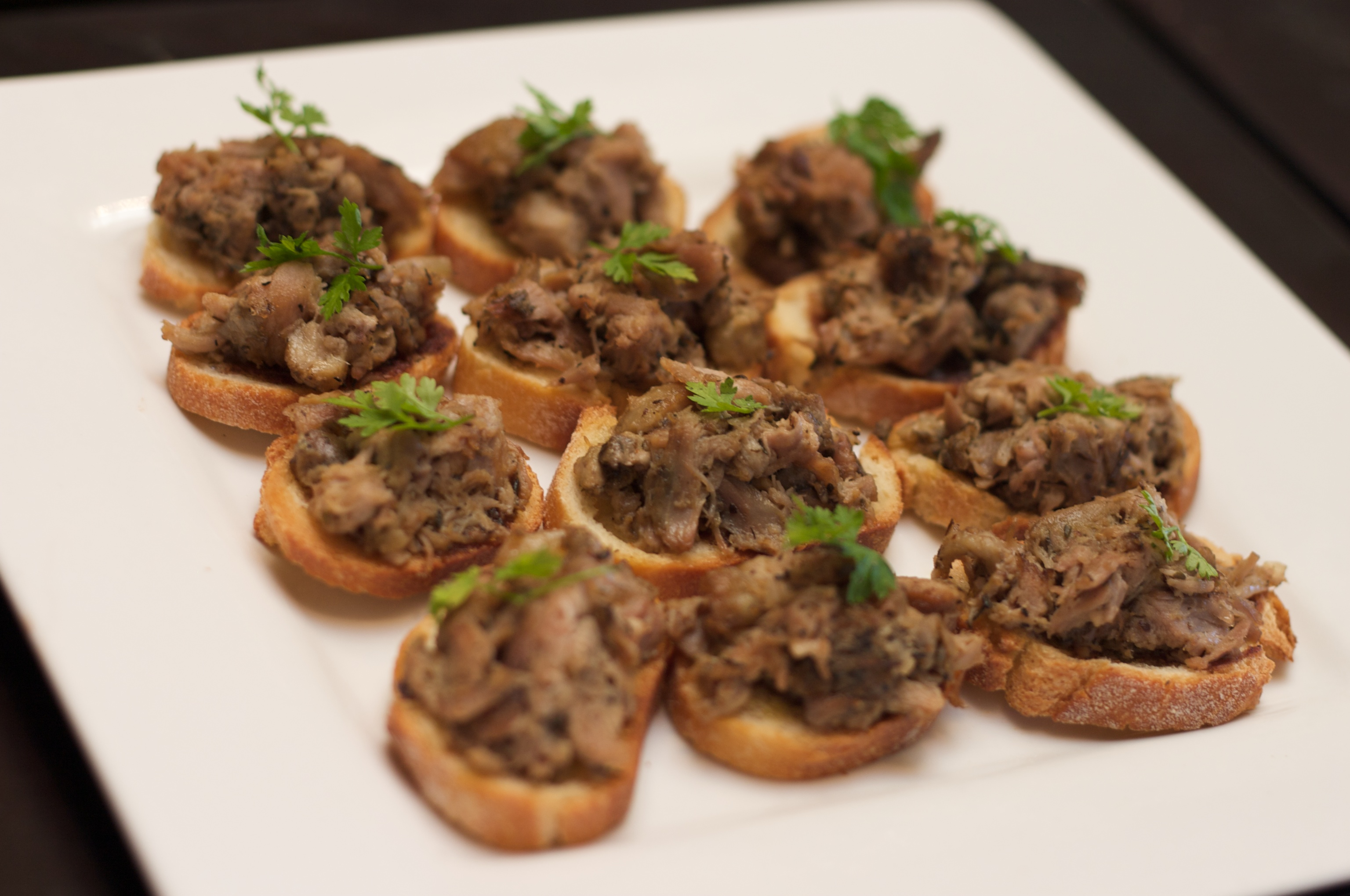 Appetizers events and catering in hawaii for What is a canape appetizer