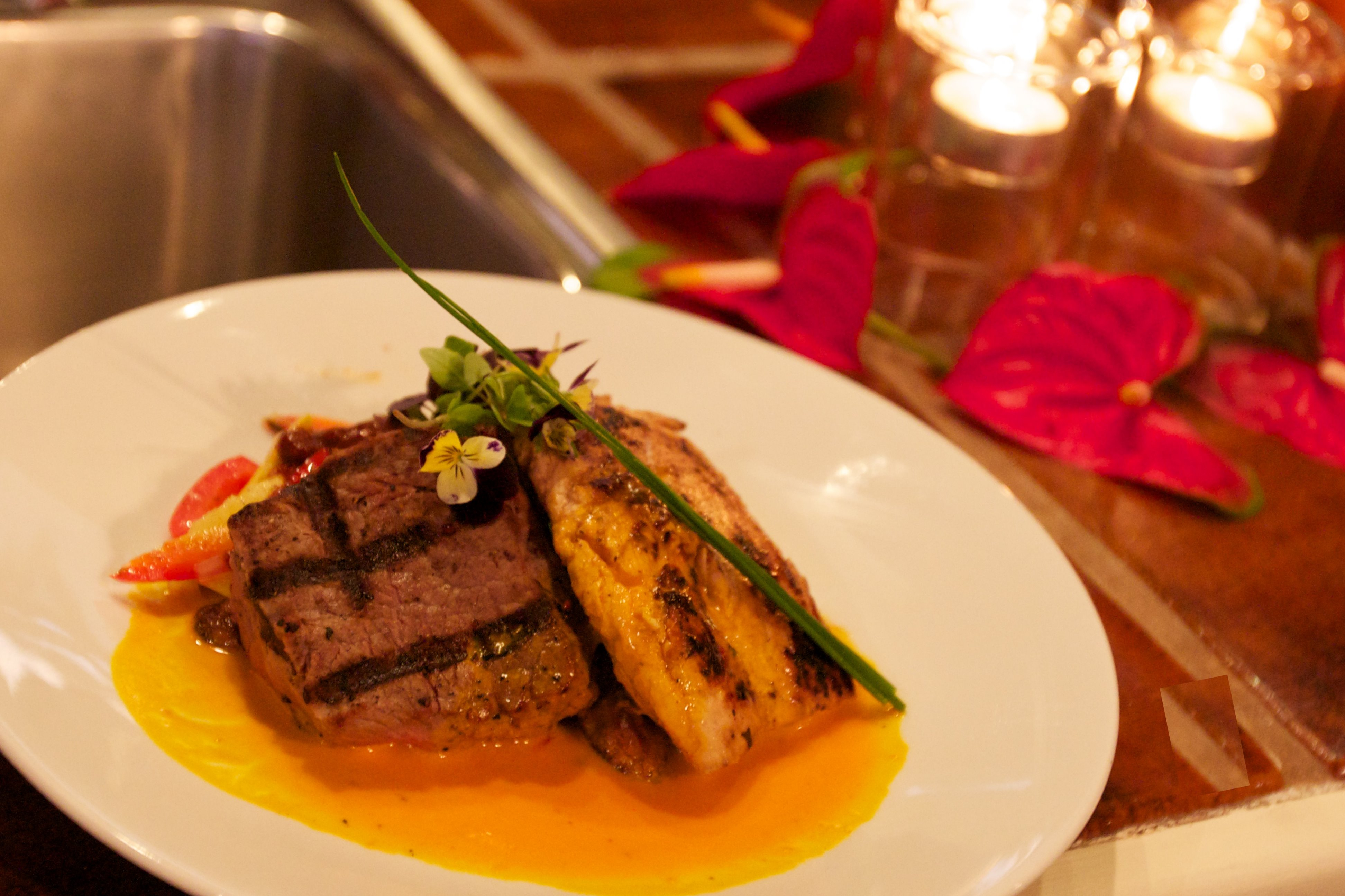 Cuisine id e entr e events and catering in hawaii your for Idee menu entree